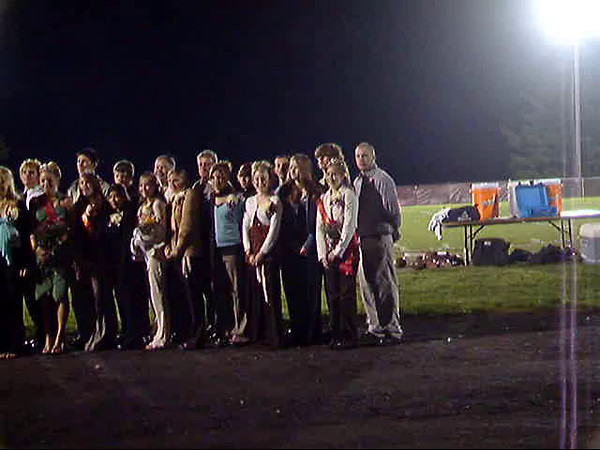 SNHS Football Homecoming - Powderpuff 2005