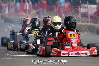 2007 Hub City Grand Prix -- Kart - Sunday Aug-26