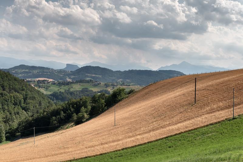 Pietra di Bismantova - Casina, Reggio Emilia, Italy - July 2, 2018