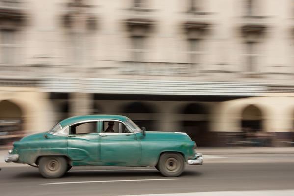 Cuba Trip - Cars
