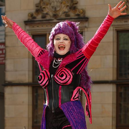 Bremer Karneval 2006 - Weibsbilder