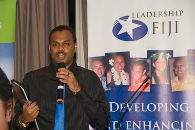 Leadership Fiji Graduation 2012