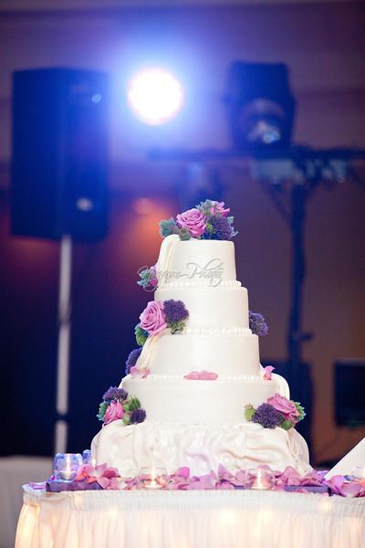 Cake Cutting - Carolyn and Kamron