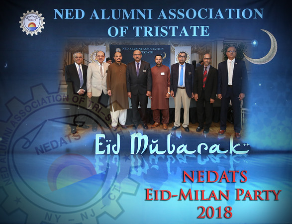 NEDATS - Eid Milan Party 2018