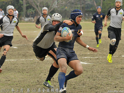 2014年第68屆全國錦標賽國中組(68th Taiwan Rugby Chanpionship 15s, Junior High School Group)