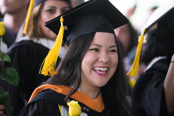 Christina Graduation Dominican University