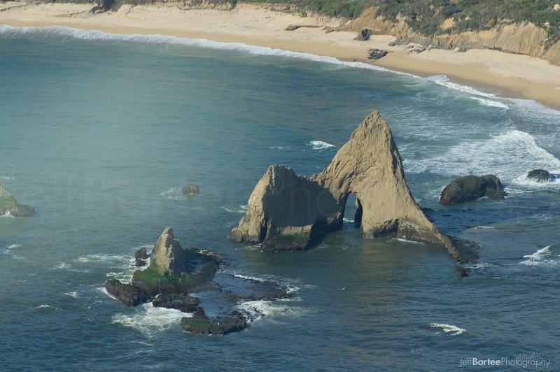Half Moon Bay Arch