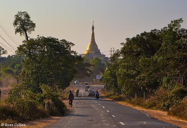 Kyaik Khauk Pagoda