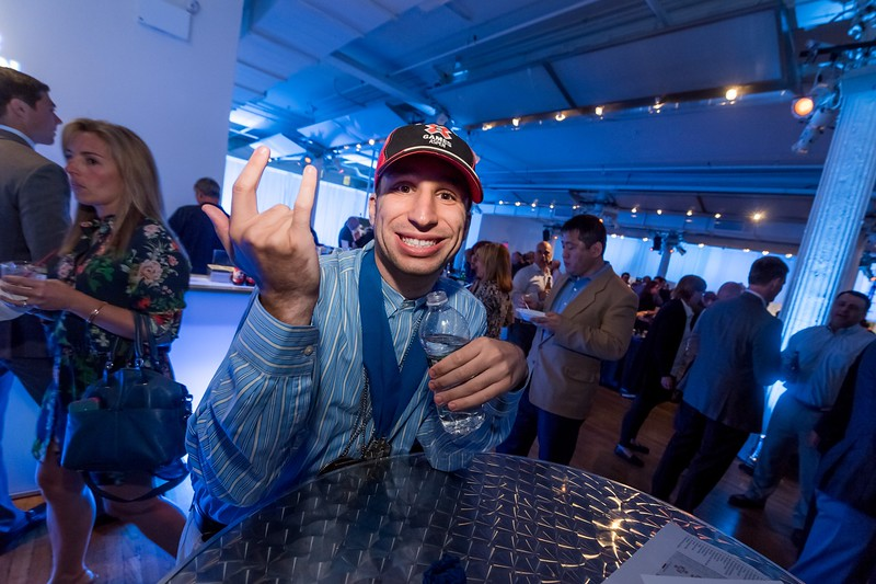 2017 Adaptive Sports Foundation, Warriors in Motion 3rd Annual Master Chef Celebration, NYC; 5/2/2016