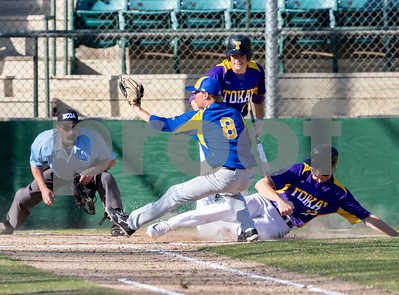 Tokay High 2016 Baseball Highlights