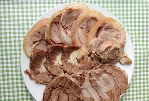 công thức nấu bún bò Huế 9