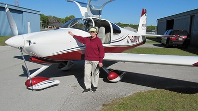Søster Ruth besøger Florida i Marts 2017