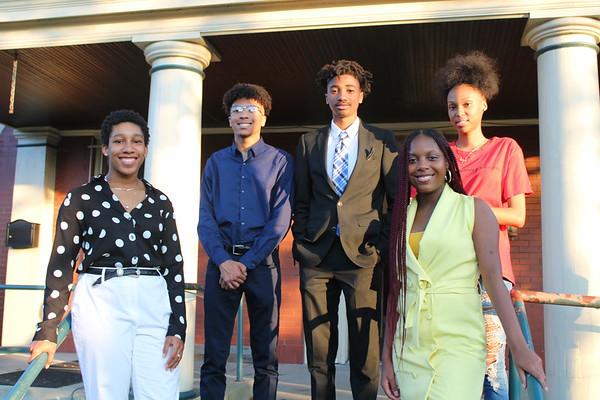 2021 Iota Phi Foundation Scholarship Recipients