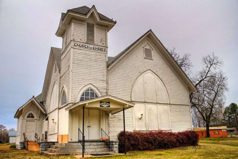 Church of Christ, Lamar, AR