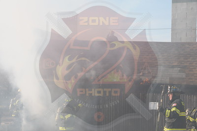 Westbury F.D. Working Fire Hicks Nursery 100 Jericho Tpke. 11/30/14