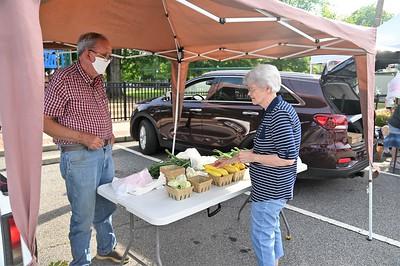 Canton Farmers Market 6/6/20