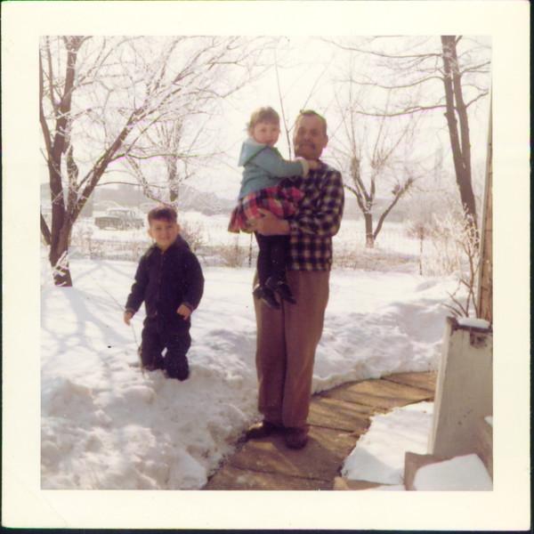 Grandpa Kozlenko, Jeff & Jeanette Grant