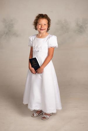 Shannon Andersen baptism 2020