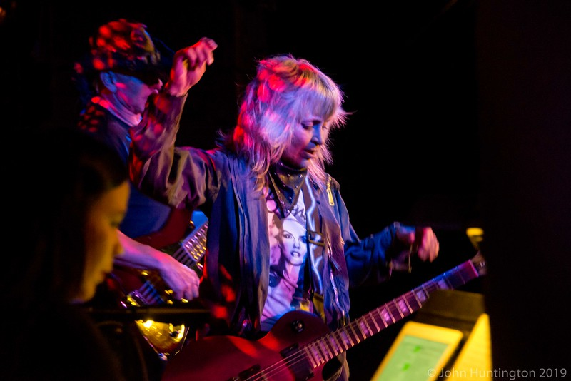 Time Capsule - 1970s/80s Rock Tribute at the Cutting Room, October 6, 2017