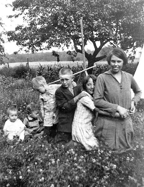 Children of Sanford Clark