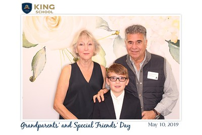 King School Grandparents' and Special Friends' Day May 11, 2019