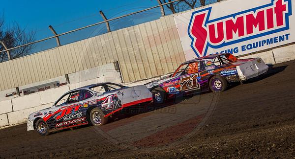 Kennedale Speedway Park, Spring Kickoff, 2-25-17