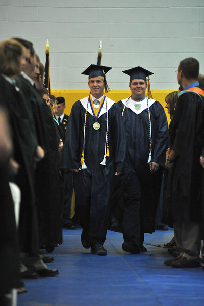 Grant County HS Graduation 2008-09