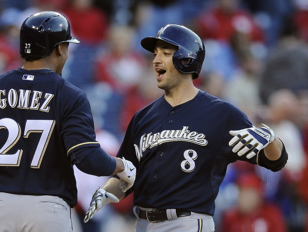 ". <p>5. RYAN BRAUN <p>Booing only makes him stronger, just like steroids. (1) <p><b><a href=\'http://deadspin.com/ryan-braun-homers-three-times-to-heavy-boos-and-cheate-1561058607\' target=""_blank\""> HUH?</a></b> <p>    (AP Photo/Michael Perez)"
