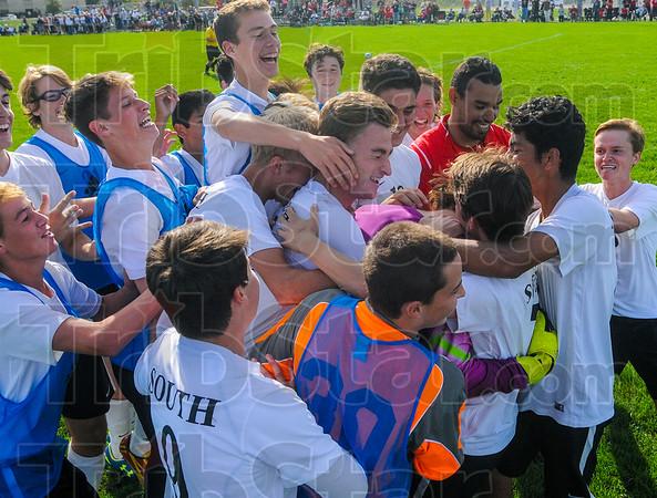 Boys Soccer Sectional 2015
