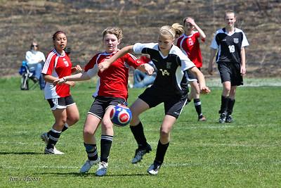 Youth Soccer - MAYSA Spring Shootout - April 18, 2010