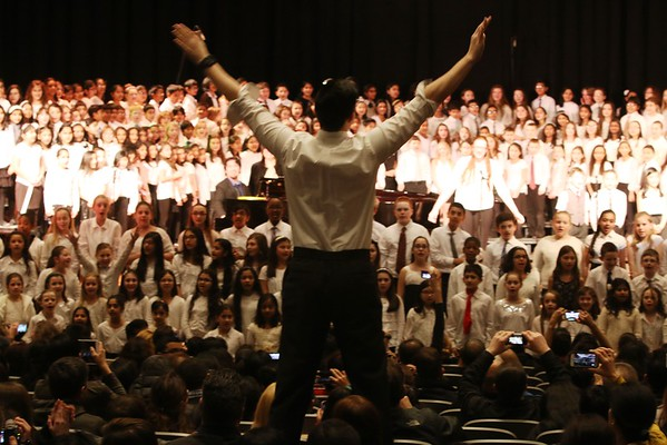 All District Choral Concert , Feb 26, 2015