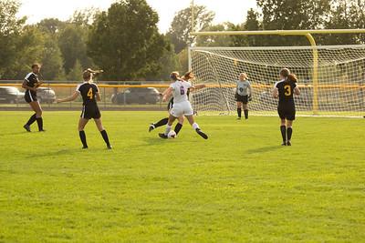 Girls Soccer vs Watertown-Mayer