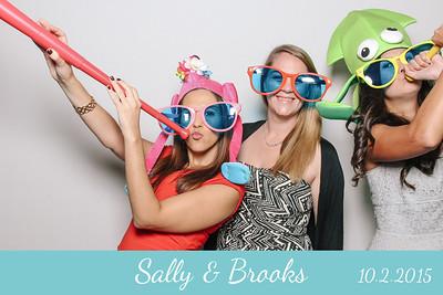 sally + brooks