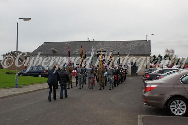 West Belfast Volunteers Memorial Service