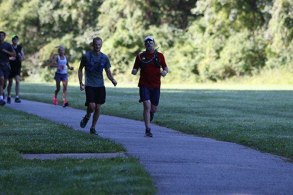 Long Run #15 - Lake Needwood to Ken Gar