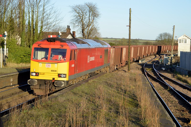 60039 'Dove Holes' 1357/6T25 Immingham-Santon