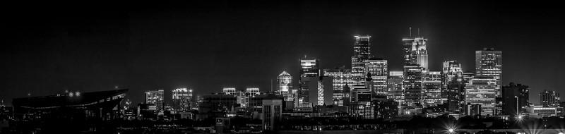 Minneapolis Panoramas