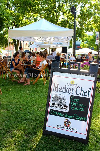 Easton Farmers Market, Easton, PA 7/3/2013