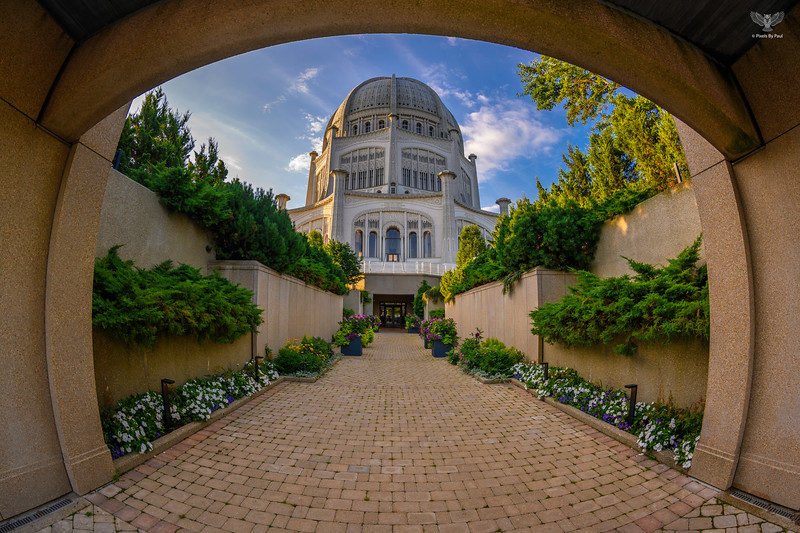 Bahai Temple Chicago