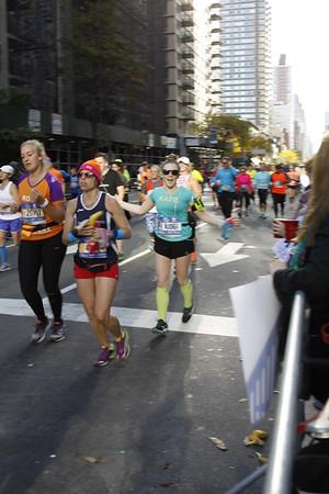 Katie 2016 NYC Marathon