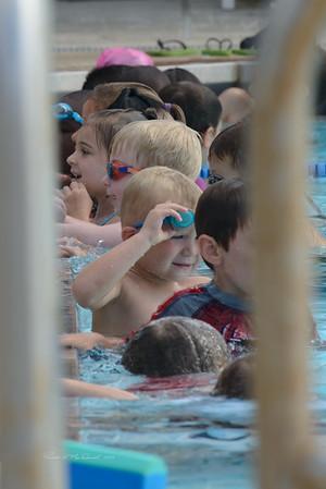2015-07-15 Swimming Lesson at Ft. Polk