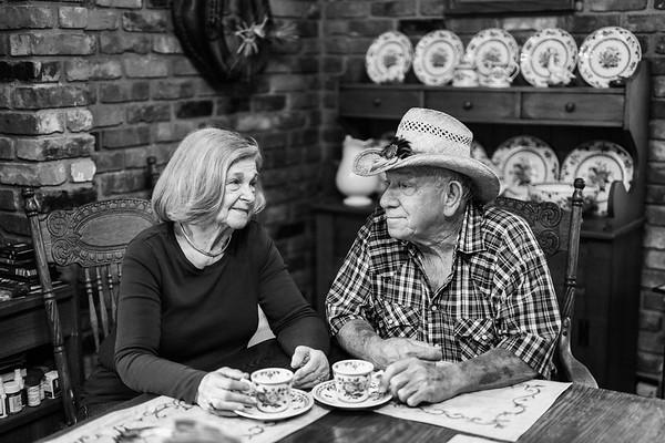 Mr. and Mrs. Becker || 50th Anniversary