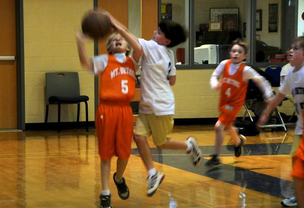 Basketball, Winter 2010-11
