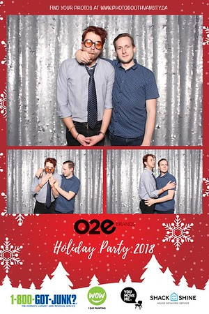 O2E Brands Holiday Party