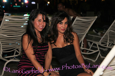 Agua Caliente Pool Party 8/3/12