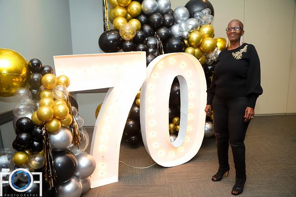 Lillie Mae's 70th
