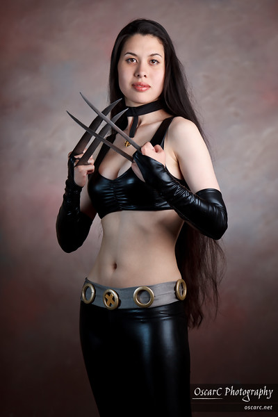 X-23 / Laura Kinney (Vasher) from Marvel Comics