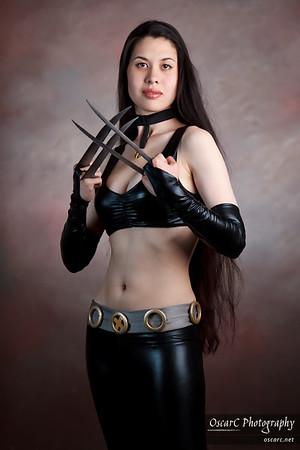 X-23 / Laura Kinney (Vasher) from Marvel Comics