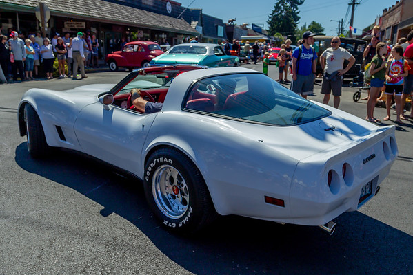 Set six: the Tom Stewart Memorial Classic Car Parade 2018