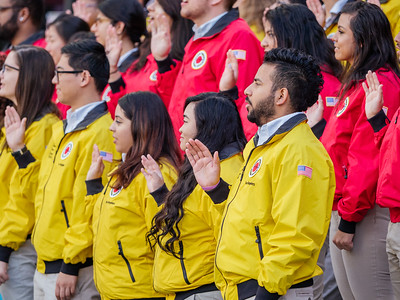 Opening Day 2017 - City Year Los Angeles